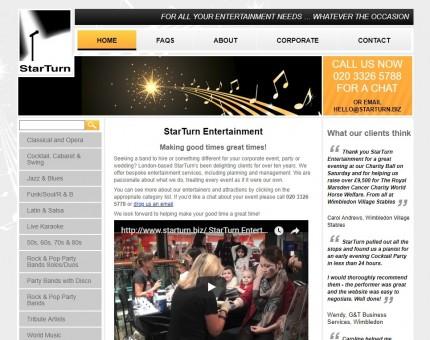StarTurn Entertainment
