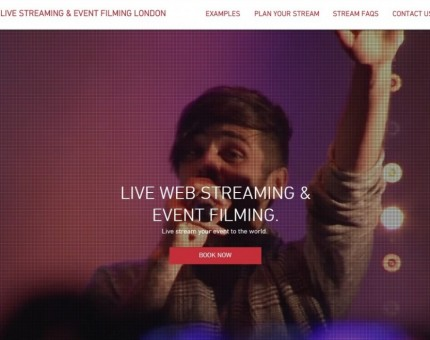 Live Streaming London from solo16
