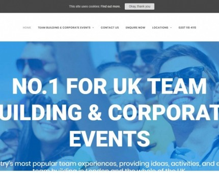 Goto Events The Team Building Company