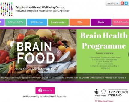 Brighton Health and Wellbeing Centre