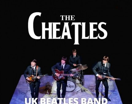 Beatles Tribute Band The Cheatles