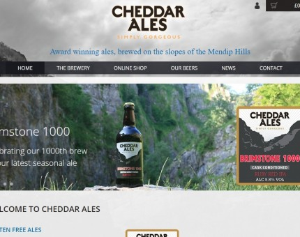 Cheddar Ales