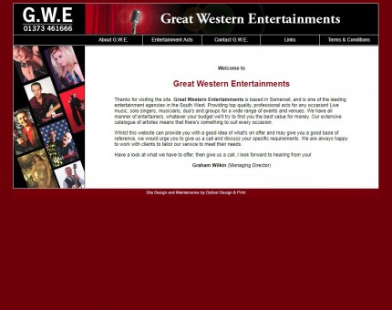 Great Western Entertainments