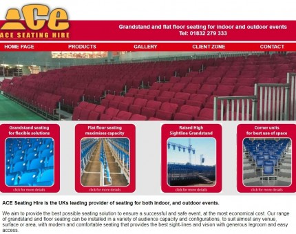 Ace Seating Hire