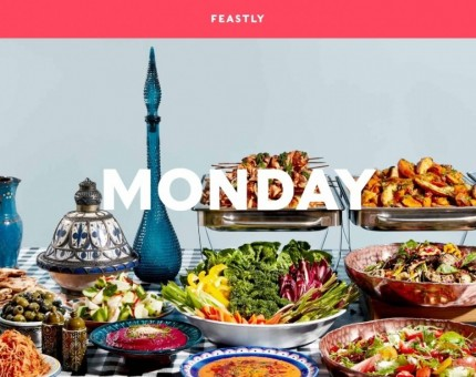 Feastly Office Lunches, Corporate Catering & Contract Catering for London