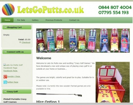 LetsGoPutts.co.uk