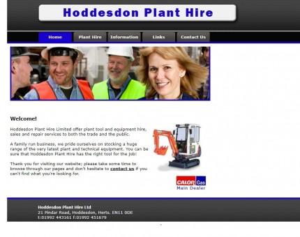 Hoddesdon Plant Hire Ltd