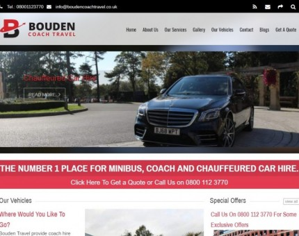 Bouden Coach Travel