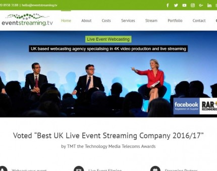 EventStreaming.TV - Webcasting Company