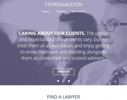 Stevens & Bolton LLP