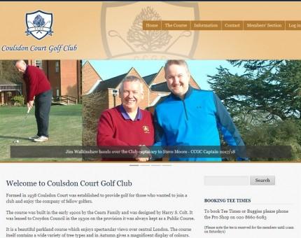 Coulsdon Court Golf Club