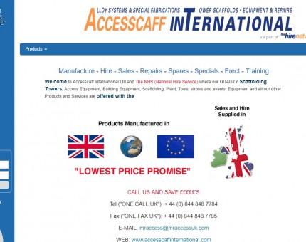 Accesscaff International Ltd