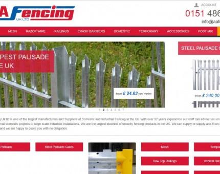 AA Fencing UK LTD