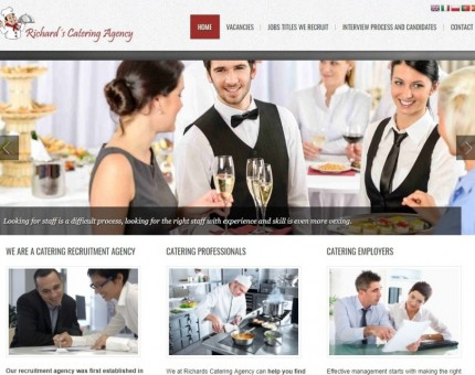 Richards Catering Agency