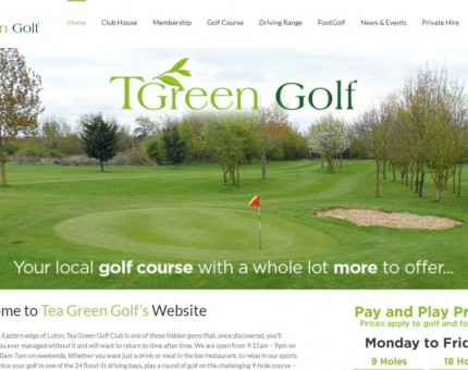 Tea Green Golf Centre