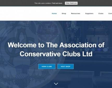 The Association of Conservative Clubs Ltd