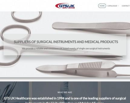 GTS UK HEALTHCARE LTD