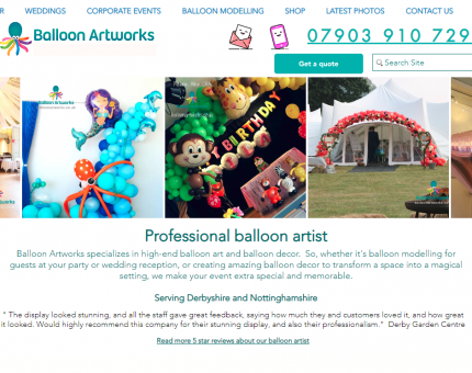 Balloon Artworks