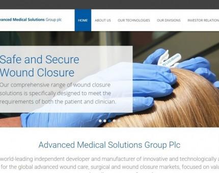 Advanced Medical Solutions Ltd