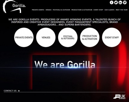 Gorilla Events