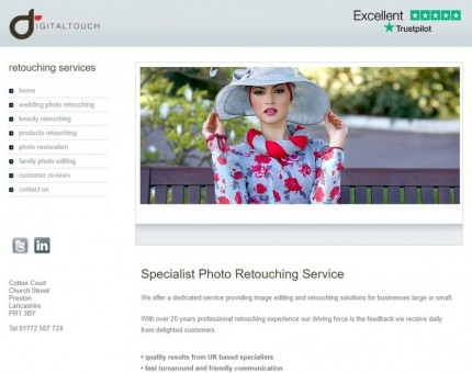 Digital Touch Photo Editing Services