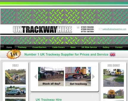 Uk Trackway Hire Ltd