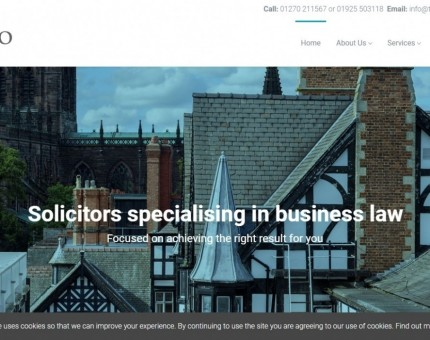 Tebbitts & Co Solicitors, Crewe