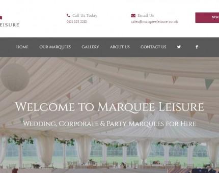 Marquee Leisure Services Ltd