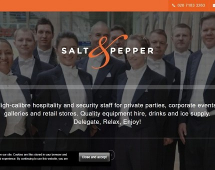 Salt&Pepper Events