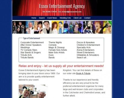 Essex Entertainment Agency