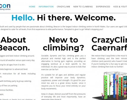Beacon Climbing Centre