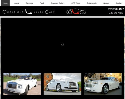 Occasions Luxury Cars (UK) Ltd