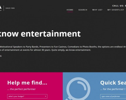 Arena Entertainment (UK) Ltd