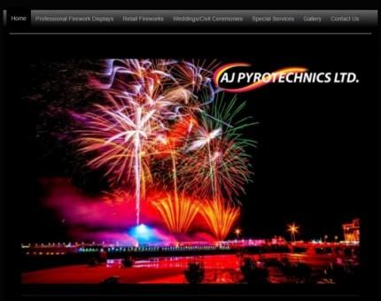 AJ Pyrotechnics
