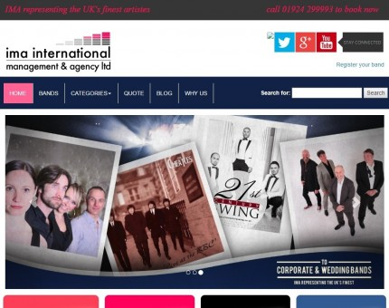 International Management & Agency Ltd