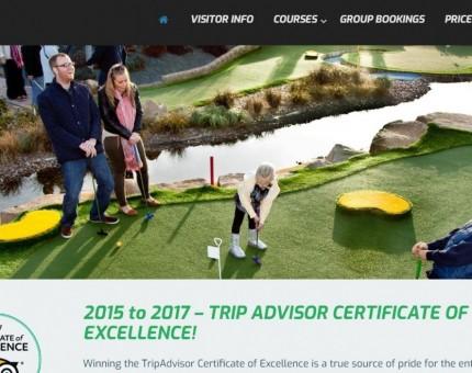 Championship Adventure Golf