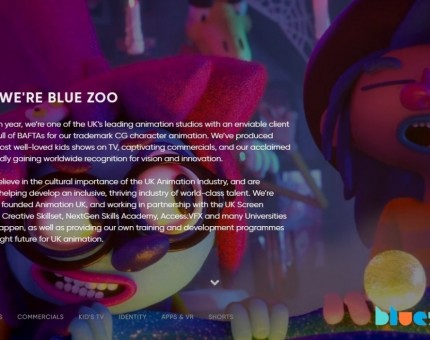 Blue Zoo Animation Studio