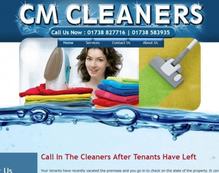 C M Cleaning Services