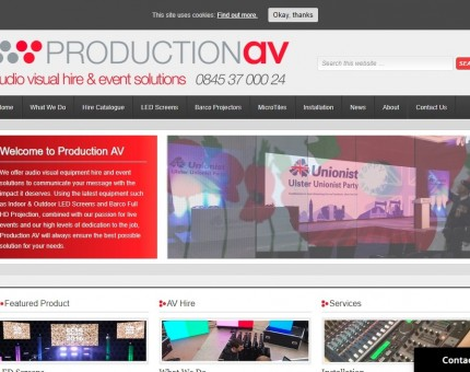 Production av Ltd