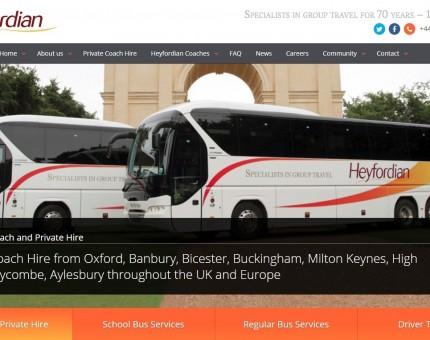 Heyfordian Travel