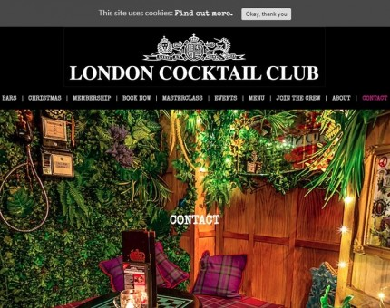 The Covent Garden Cocktail Club