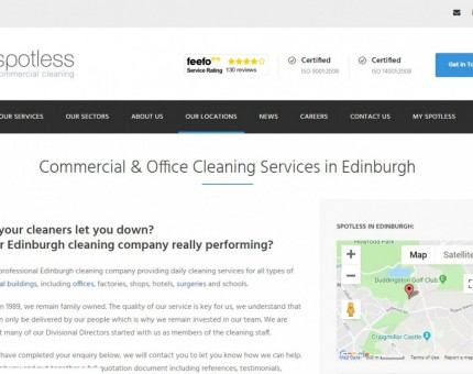 Spotless Commercial Cleaning Ltd