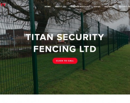 Titan Security Fencing Limited