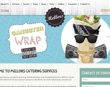 Mellors Catering Services