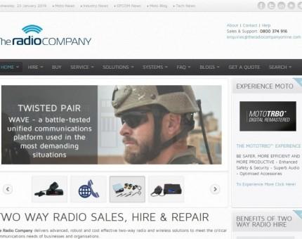 The Radio Company (UK) LLP