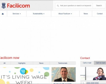 Facilicom Cleaning Services