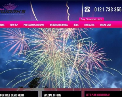 Solihull Fireworks Ltd