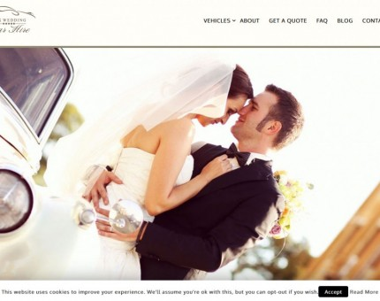Wedding Car Hire London - LuxWeddingCar ltd
