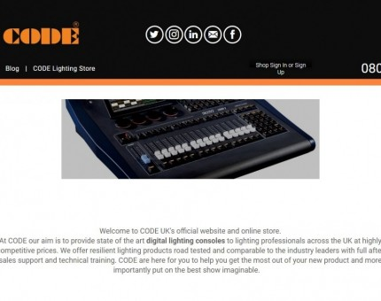 CODE Lighting Technology Ltd.