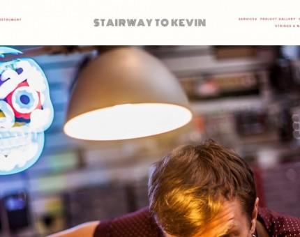 Stairway To Kevin - Guitar & Musical instrument Repair